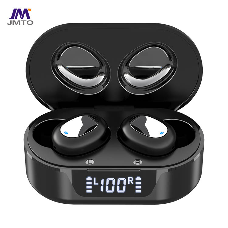 TWS LED display bluetooth earphone