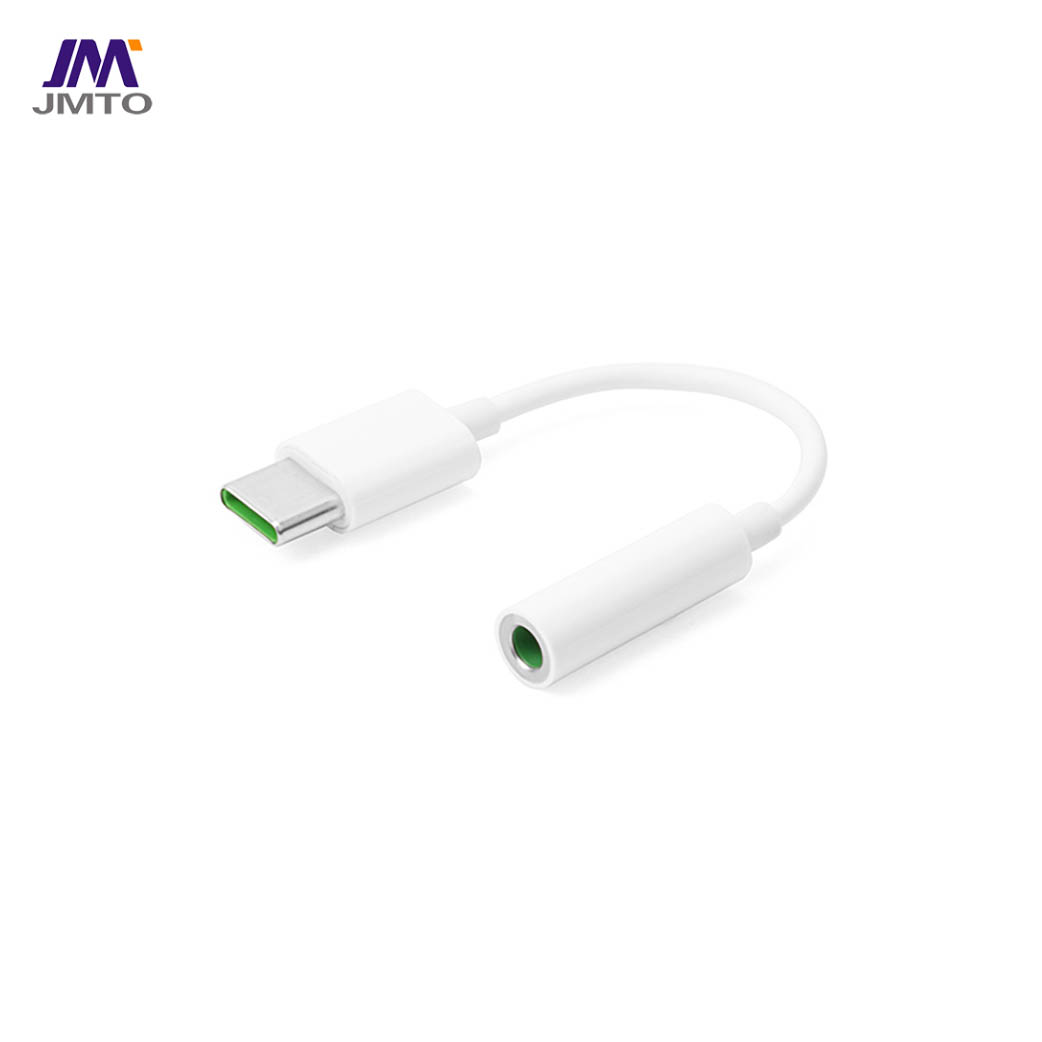 3.5 Mm To USB Type-C Mobile Phone Audio Adapter