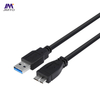 USB 3.1 A To Micro-B Cable for Mobile Hard Drive EMC Protection